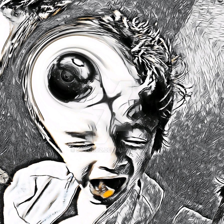 Repulsive buscuit by StvorCZ