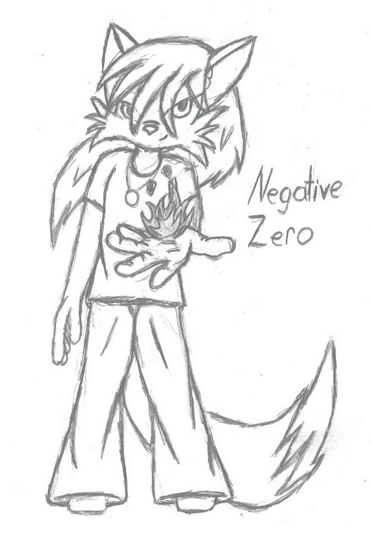 Negative Zero by FallenFolf