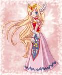 --Zelda-- by hylianmage