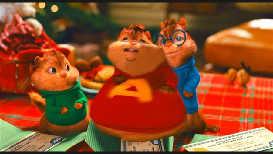 Alvin chipmunk fat by darkone300 on deviantart