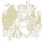 WitchGreen Nonowaii by nozonalu