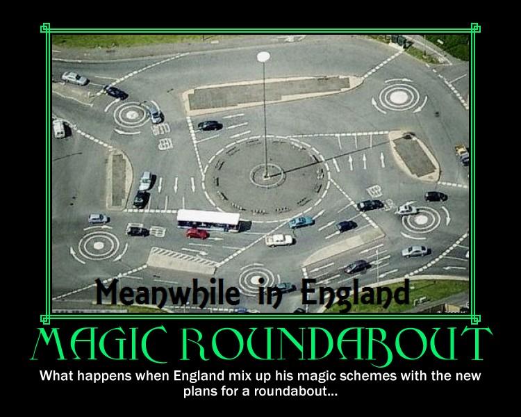 Magic Roundabout by Stadakona