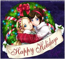 -2008 Happy Holidays- by kayikoni