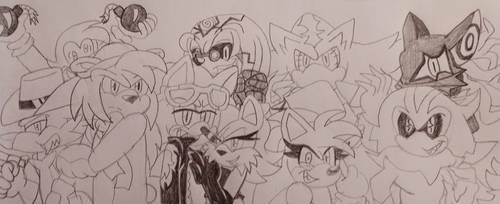 .:Sonic Villians:.