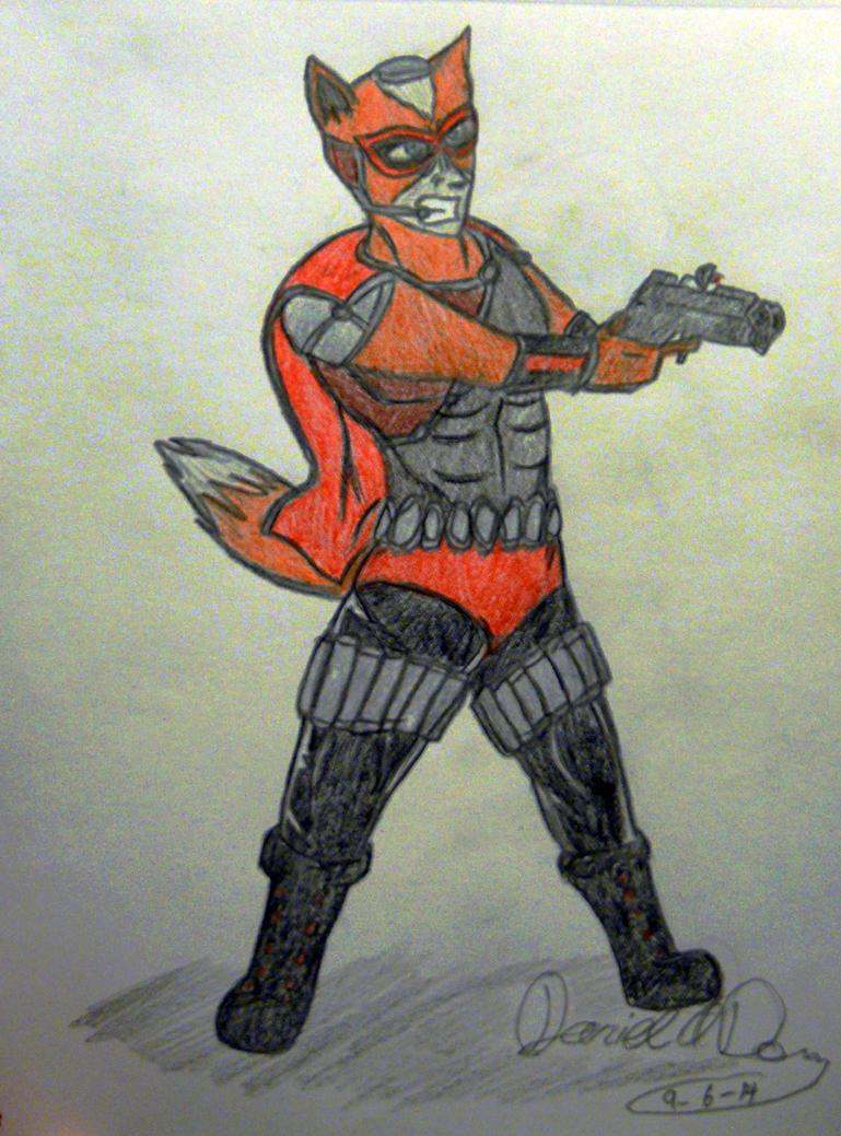 The Red Fox by bayonettafan001