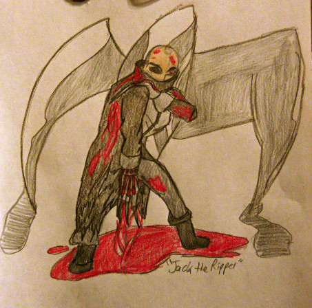 Jack the Ripper Redo by bayonettafan001