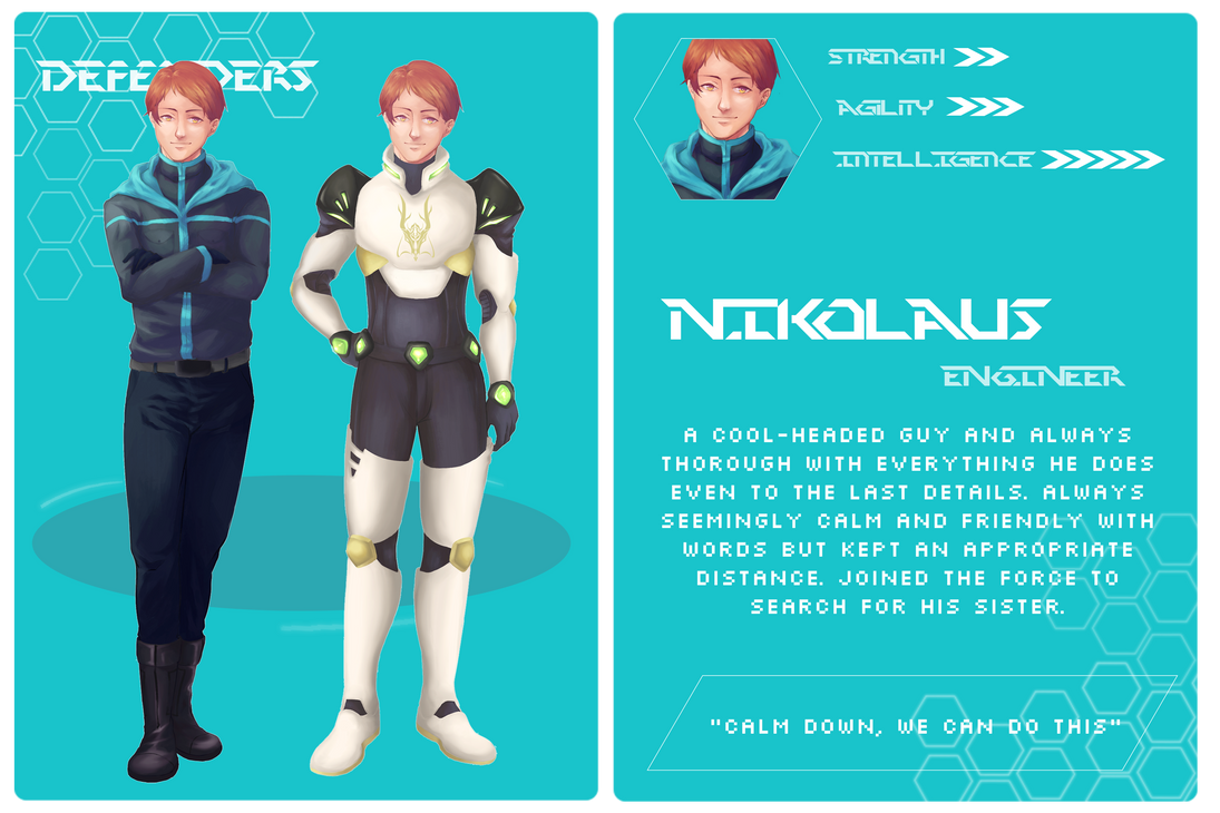 [DEF] Nikolaus Willaume by revoiment