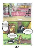 POM(Skans) - Thankswishing Day (Page 1) by KasiaPOL