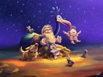 Disney Pixar UP - Dream Together