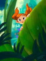 My Little Fairy by miacat7