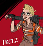 Ghost Busters - Holtzmann