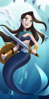 Mermaid Warrior.2