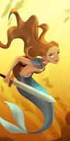 Mermaid Warrior.3