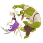 Dance - Crocodile Bird