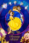 Beauty and the Beast fan-art(2015 remake)
