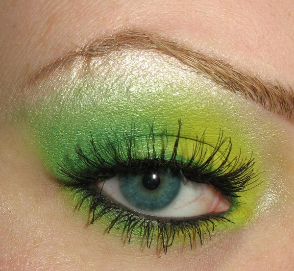 Neon Green by ShandraJade