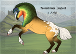 Nordanner Group Horse Import A196