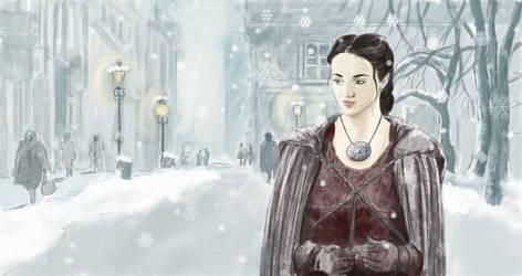 Zima by Minstrella