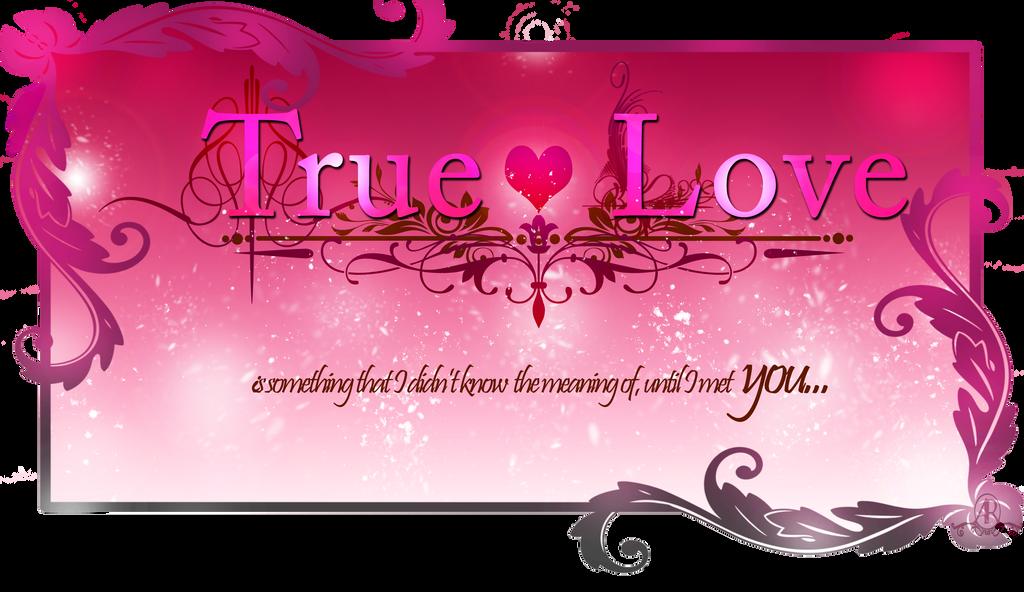 True Love Valentine