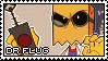 Dr Flug Stamp by r0adrage
