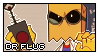 Dr Flug Stamp by r0adrage
