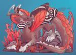 Eighty Eight Butterfly Dragon