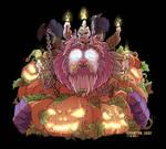 Pumpkin seller