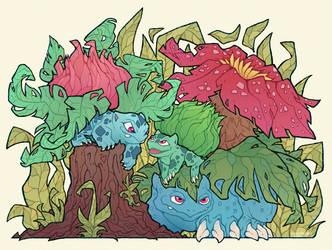 Bulbasaurs