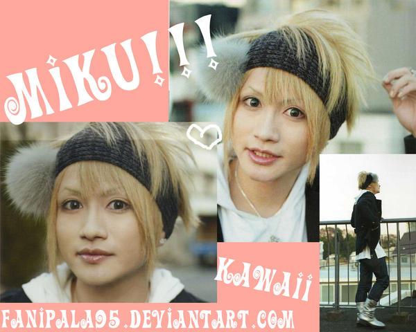 kawaii wallpaper. miku kawaii wallpaper :3 by