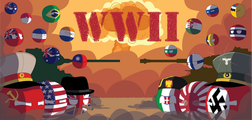 WWII by Spicy-Meatball