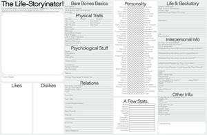The Life-Storyinator