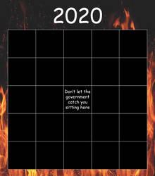 2020 Bingo Template