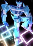 Cyberverse Blurr_by_Dragonoto