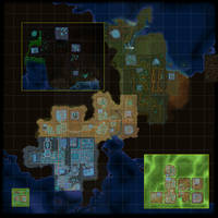 FusionFall Map