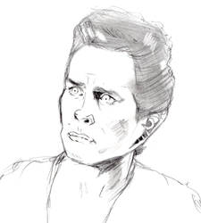 Weyoun Sketch by ColubridCola