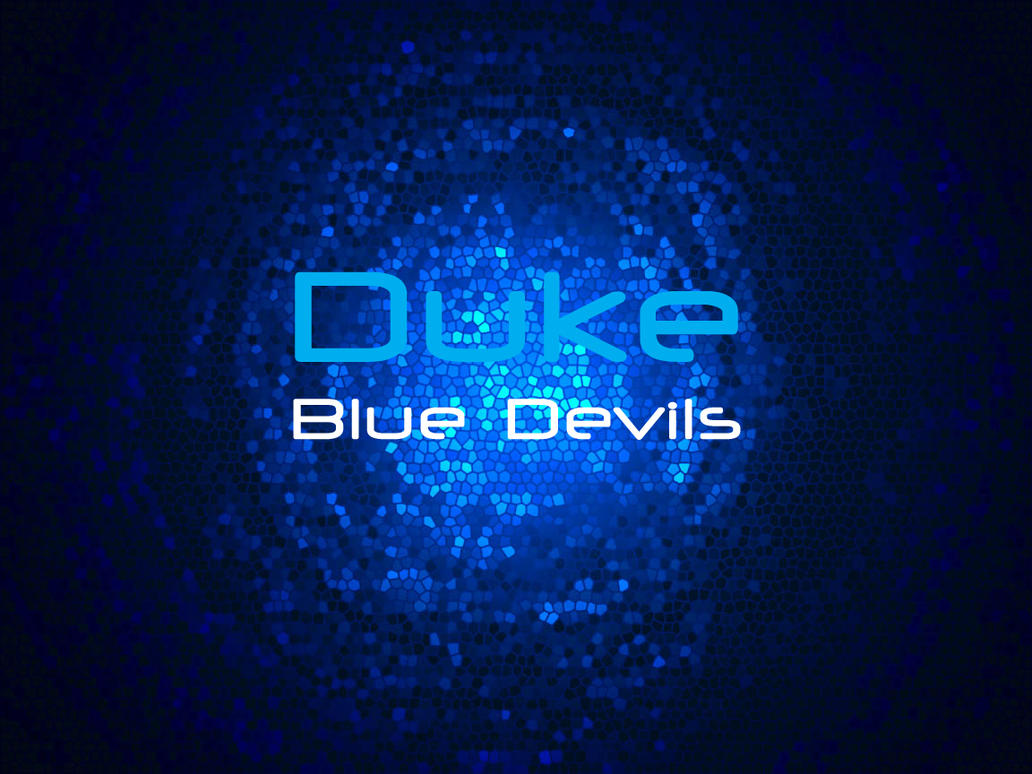 Duke Blue Devils by chamith7