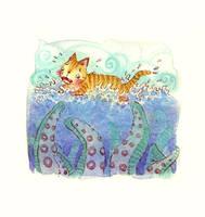Water Monster by Adelaida