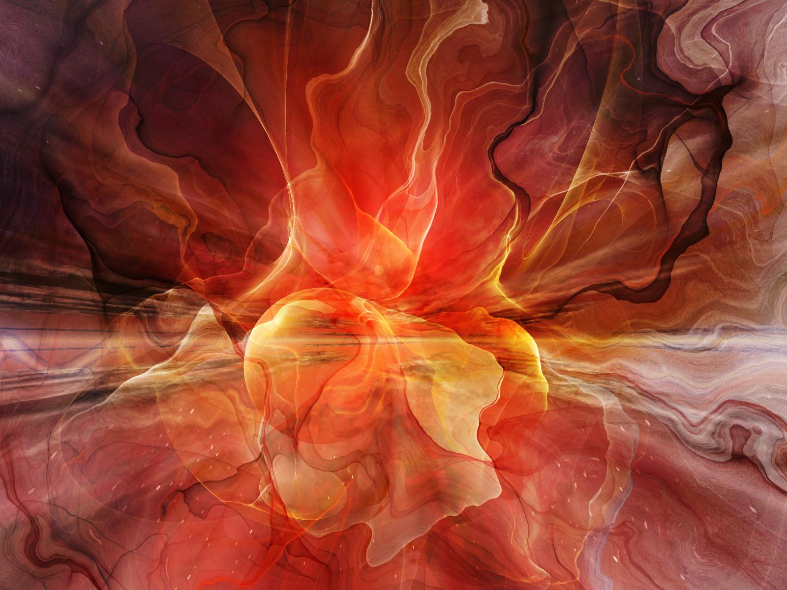 Burning Sky by Joe-Maccer