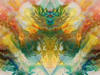 Bodhisattva by Joe-Maccer