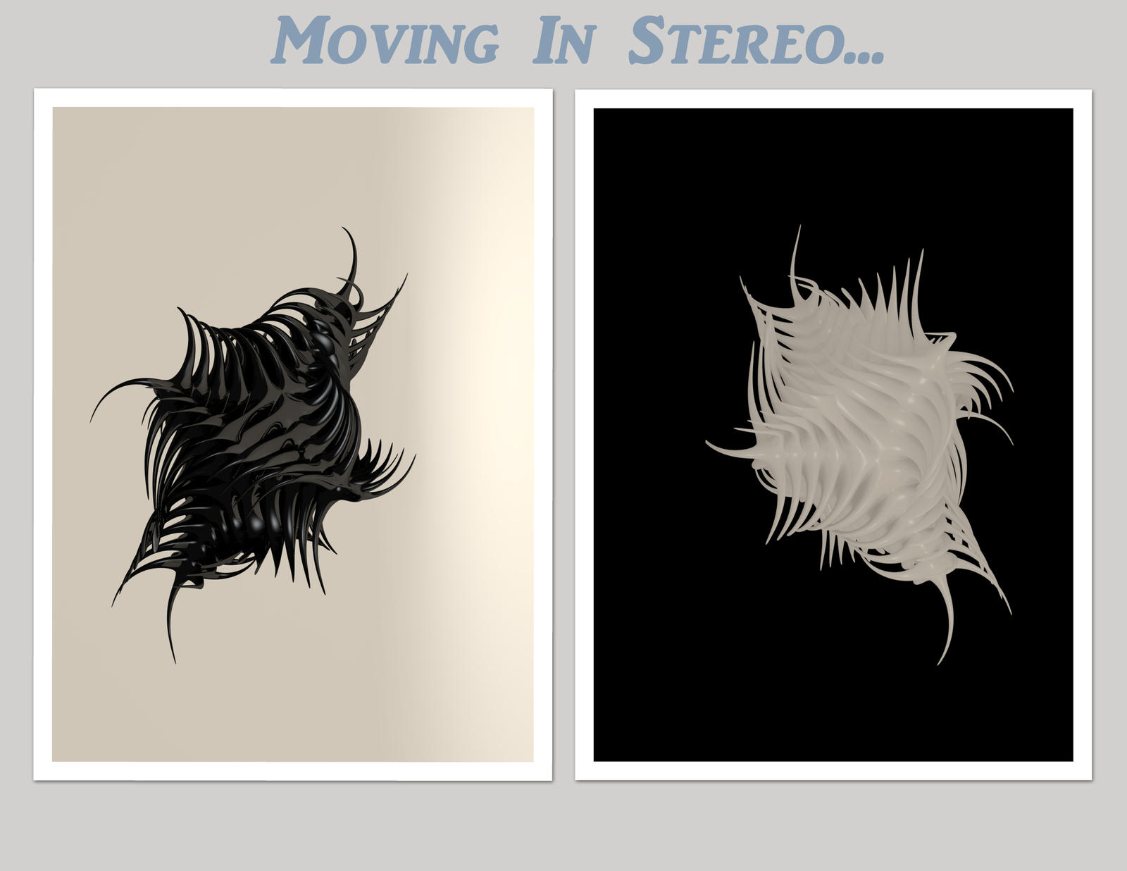 Moving In Stereo by Joe-Maccer