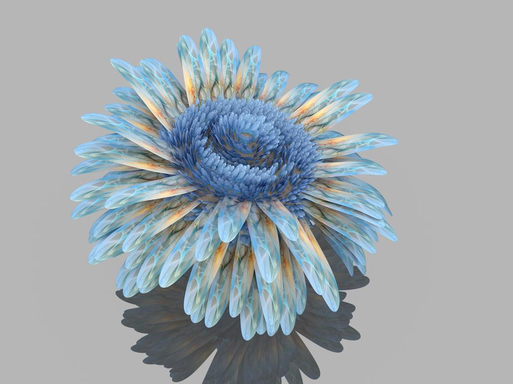 Blue Flower by Joe-Maccer