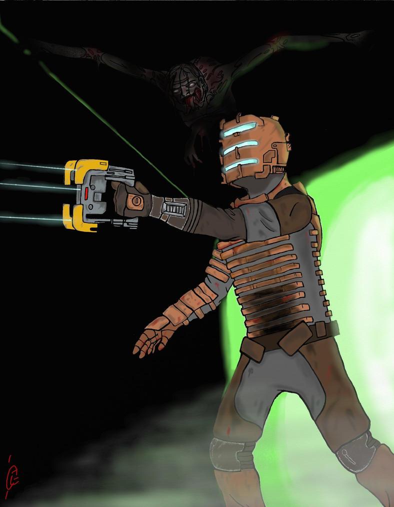 Dead Space by comicbookpayne
