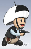 Rebel Toad Trooper by BungZ
