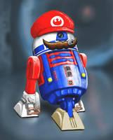 Mario2D2 by BungZ