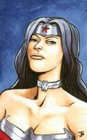 Wonder Woman by BungZ