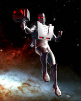 Rom Spaceknight by BungZ