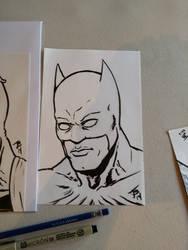 Batman Sketch by BungZ