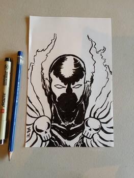 Spawn Sketch