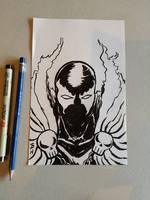 Spawn Sketch by BungZ