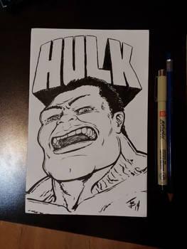 Hulkl Sketch